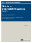 Thumbnail for preview of Guide to depreciating assets 2020 form