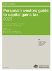 Thumbnail for preview of Personal investors guide to capital gains tax 2020 form
