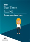 Thumbnail for preview of Tax Time 2021 Toolkit - Government form