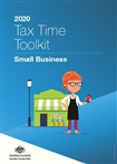 Thumbnail for preview of Tax Time 2020 Toolkit - Small Business form