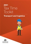 Thumbnail for preview of Tax Time 2020 Toolkit - Transport and logistics form