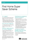 Thumbnail for preview of First Home Super Saver Scheme form
