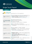 Thumbnail for preview of Single touch payroll get ready checklist for employers (Chinese Traditional) form