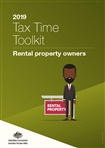Thumbnail for preview of 2019 Tax Time Toolkit - Rental property owners form